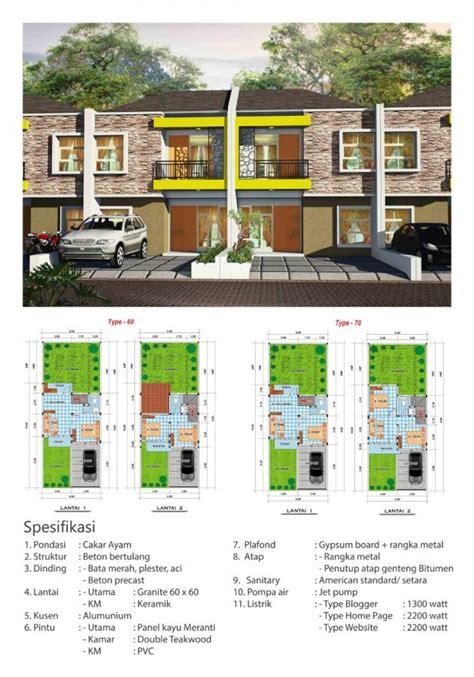 2 Termurah Baru rumah dijual rumah baru minimalis modern 2 lantai termurah di pamulang