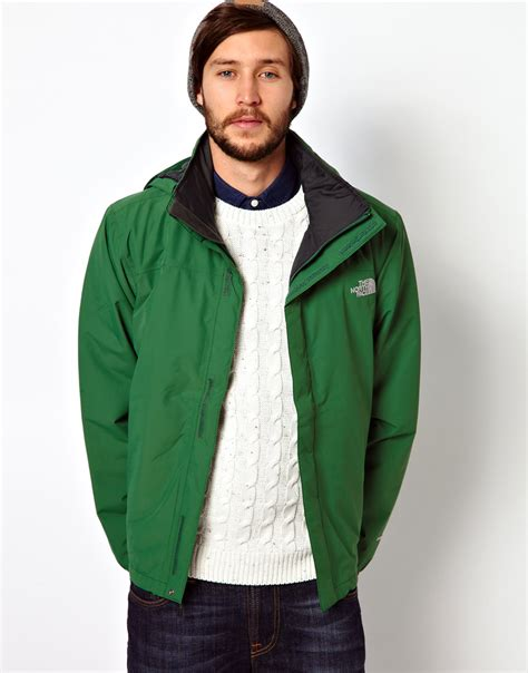 10 Jackets I by Lyst The Resolve Insulated Jacket In Green