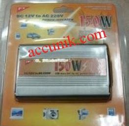 Harga Jual Power Inverter jual power inverter mobil 150watt inverter dc ke ac murah