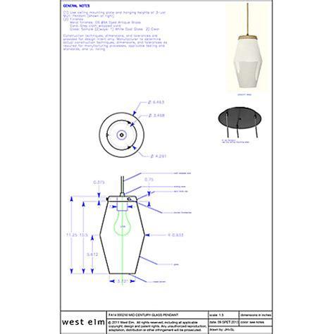 west elm ceiling light buy west elm mid century opal glass three light pendant