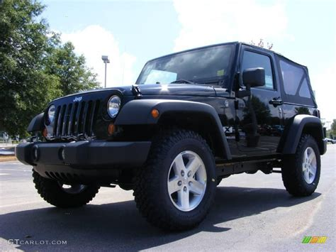 wrangler jeep 2009 2009 jeep wrangler black www imgkid com the image kid