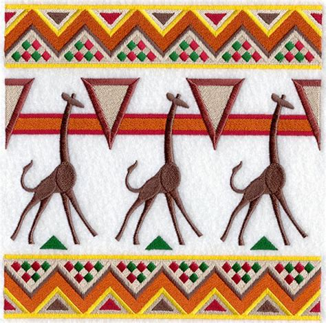 Home Design Animal Print Decor by Machine Embroidery Designs At Embroidery Library