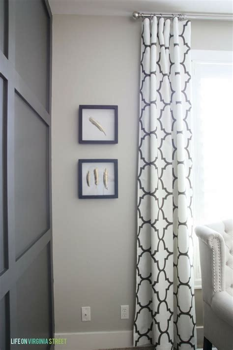 curtains same color as wall pinterest discover and save creative ideas
