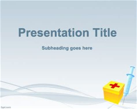 Nurse Powerpoint Template Nursing Powerpoint Templates