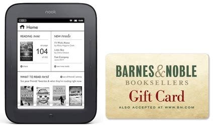 Barnes And Noble Nook Book Gift Card - barnes noble nook gift card winner coupons 4 utah
