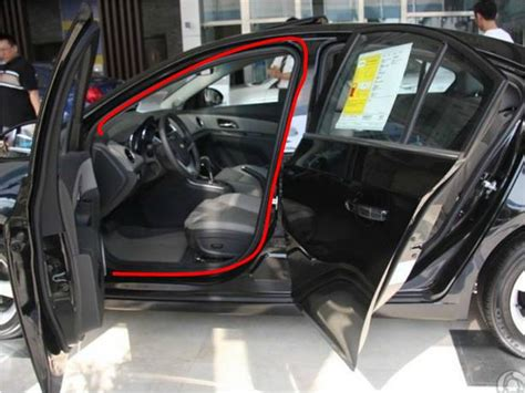 Car Door Seal by Customized Door Weatherstrip Automotive Rubber Seals Used