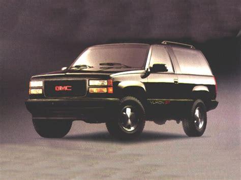 how to fix cars 1996 gmc yukon on board diagnostic system gmc yukon slt 1996