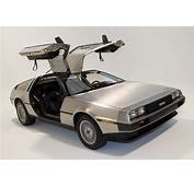 DeLorean Revival Planned Limited Production Double The