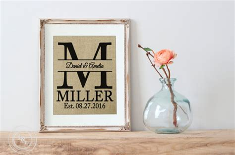 custom home decor gifts from etsy timeless creations llc