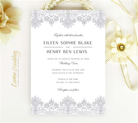 Wedding Invitation Cards Uk Cheap by Wedding Invitations Cheap Gray Wedding Invitations Printed