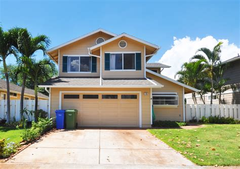 oahu real estate sold homes in mililani and ewa