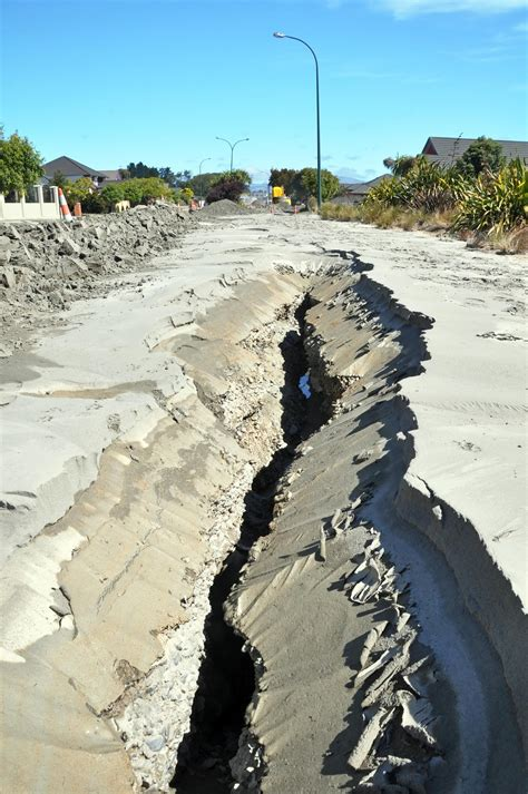 earthquake liquefaction effects of earthquakes