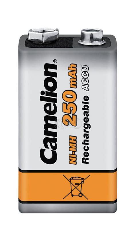 Battery Recharge Krisbow Hf9 250mah rechargeable batteries 9 volt 250 mah camelion