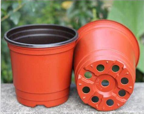 Thin Plant Pots Wholesale Flower Pots Mini Flowerpot Garden Unbreakable
