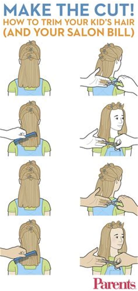 diagrams on how to cut new hairstyles little girl haircut gallery easy hairstyles for girls
