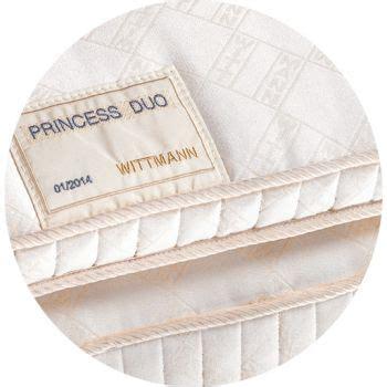 matratze auflage wittmann princess duo matratzenauflage selig wohndesign