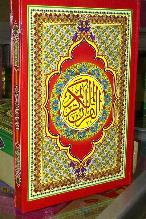 Murah Alquran Istiqlal Al Quran Mushaf Ukuran Besar al quran mushaf pilihan untuk wakaf cahaya asyihin