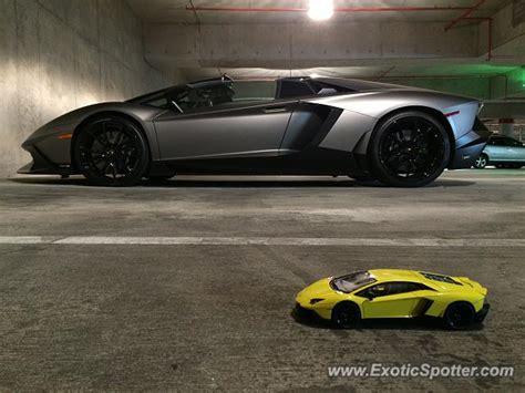 Lamborghini Aventador Dallas Lamborghini Aventador Spotted In Dallas On 11 07 2014