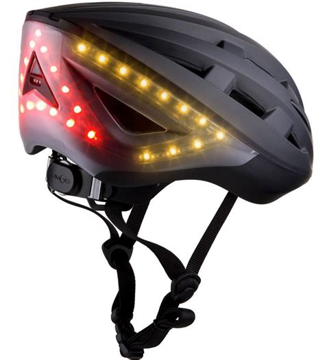 lumos helmet a next generation bicycle helmet lumos