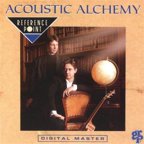 Piringan Hitam Acoustic Alchemy Blue Chip acoustic alchemy thebest