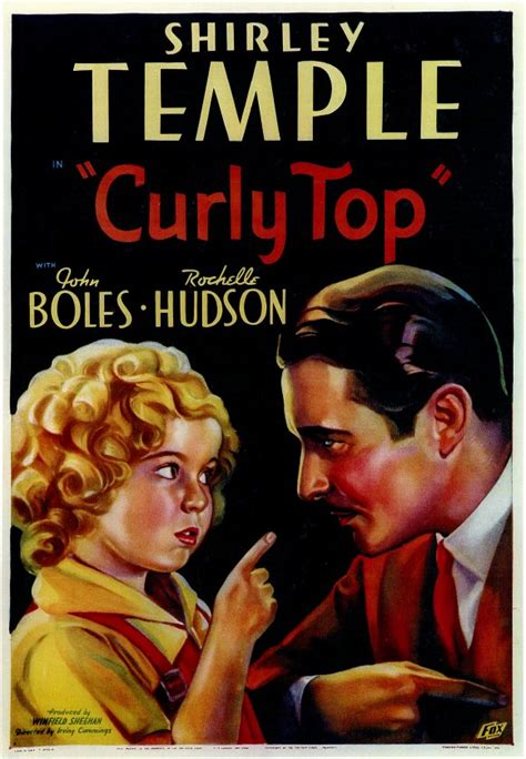 Cerly Top curly top 1935