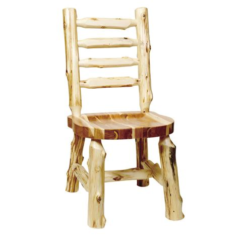 fireside lodge traditional cedar log bench reviews wayfair fireside lodge traditional cedar log side chair reviews