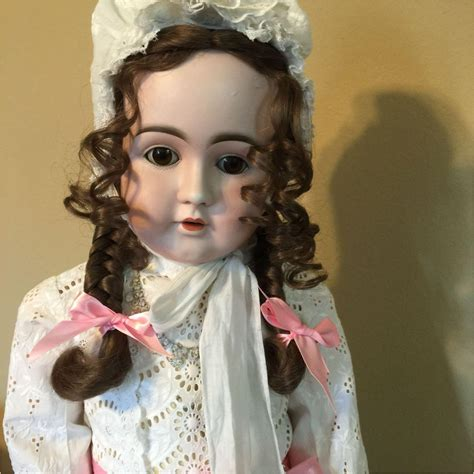 bisque doll antique bisque doll by kestner 142 36 quot from