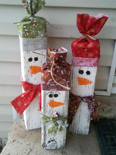 seasonal crafts for ideas for adults snowman rescue a y side