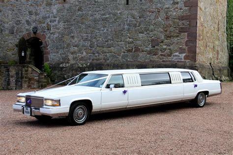 classic limousine cadillac limousine details wedding car hire limo hire