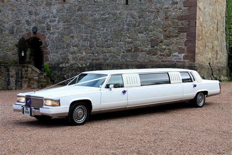 Classic Limousine by Cadillac Limousine Details Wedding Car Hire Limo Hire