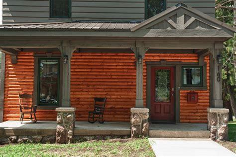 rustic porch rustic porch post ideas