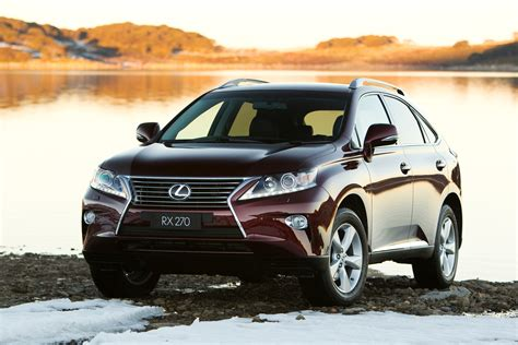 2012 Lexus Rx 270 Build Up lexus cars news rx270 added to local lineup