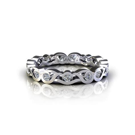 ring designs eternity band ring designs