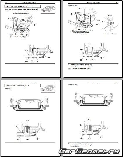 auto manual repair 2007 lexus lx free book repair manuals размеры кузова lexus lx470 1998 2007 uzj100 collision repair manual