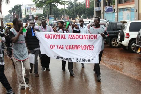 Causes Of Unemployment In Uganda | youth unemployment in uganda and the deadly relationship