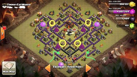 coc layout clan war clash of clans our top tips for optimal gameplay