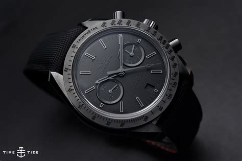 Omega Black omega bond special what will 007 wear next time