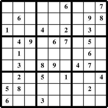 printable easy sudoku free printable sudoku puzzles easy 5