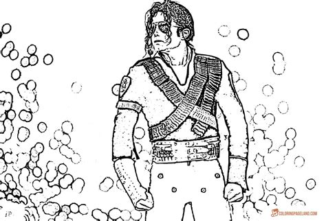 michael jackson biography printable michael jackson coloring sheets free murderthestout