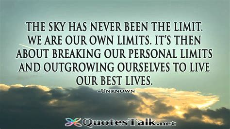 The Limit meaningful quotes picture audio quotes about