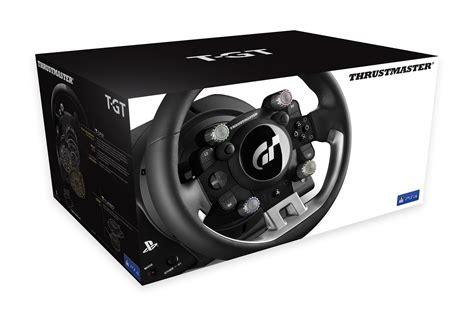 volante pc comprar volante thrustmaster t gt ps4 pc discoazul