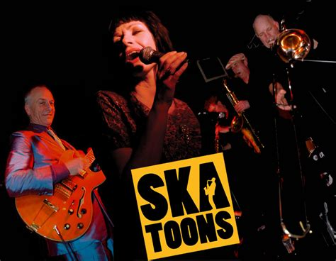 ska swing hire ska toons old school ska swing band joogleberry