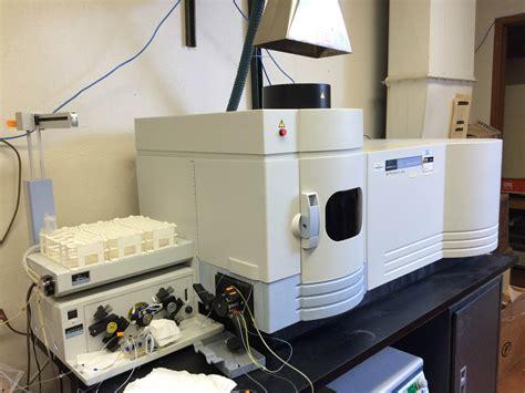inductively coupled plasma icp inductively coupled plasma spectroscopy facility uc berkeley college of resources