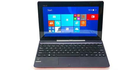 Tablet Asus Dan Gambarnya asus t100ta tablet dan netbook sekaligus nextren
