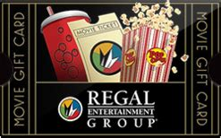 Regal Gift Card Discount - regal cinemas gift card discount 16 40 off
