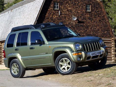 cherokee jeep 2003 2003 jeep cherokee renegade pictures