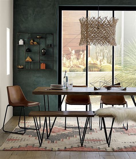 Retro Dining Room Sets new decor arrivals with modern bohemian style