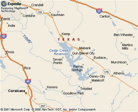 cedar creek texas map lakes of texas real estate texas lake homes and waterfront property