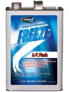 Brake Cleaner To Flush Ac System Johnsen S