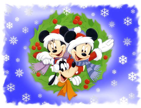 wallpaper christmas mickey mouse cartoon network walt disney pictures disney mickey and